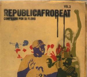 2009, REPUBLICAFROBEAT VOL